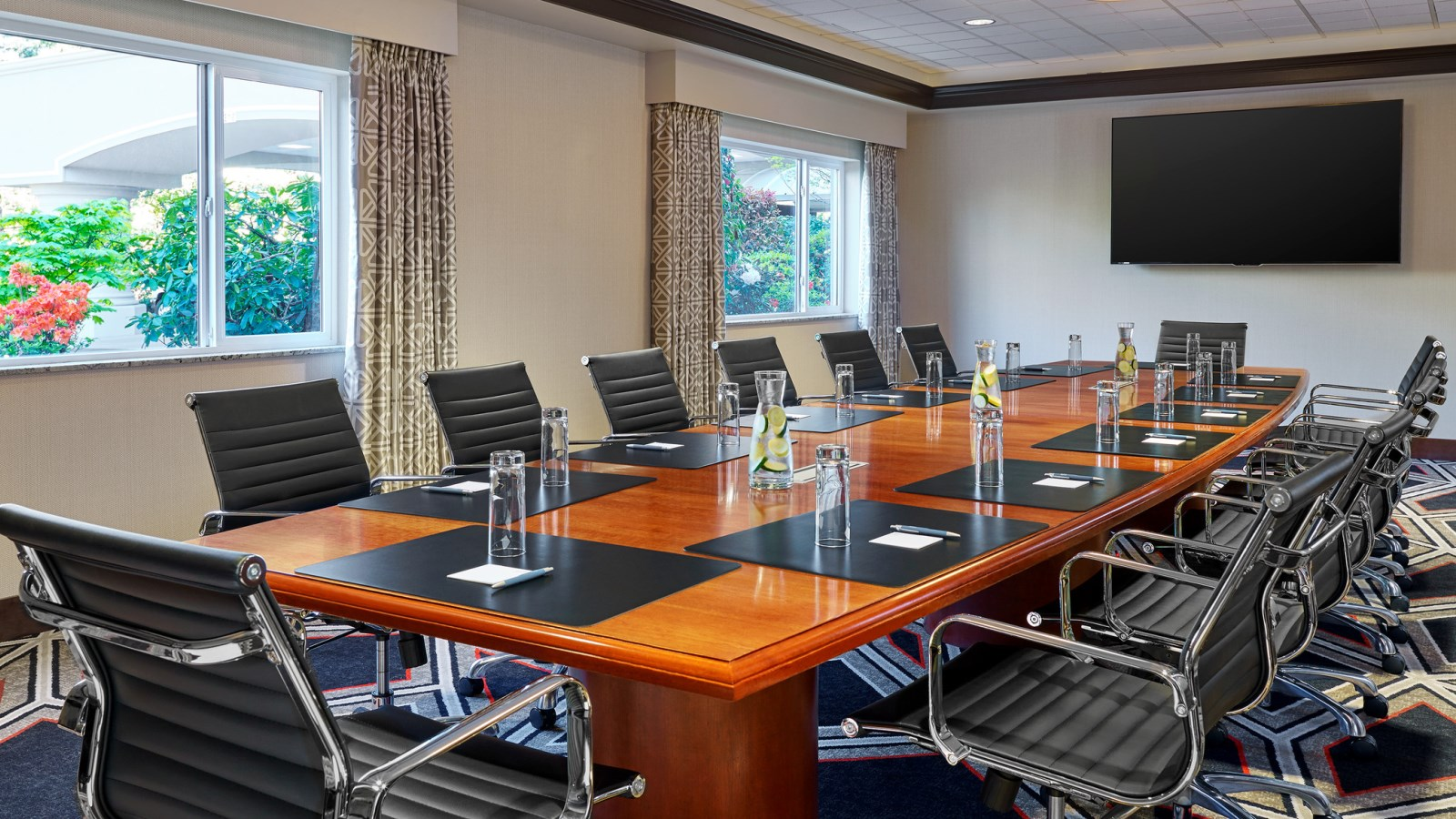 Bellingham Event Venues - Boardroom